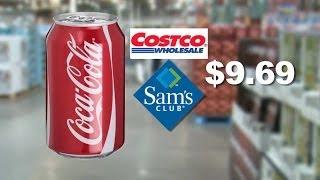 Costco vs. Sam's Club