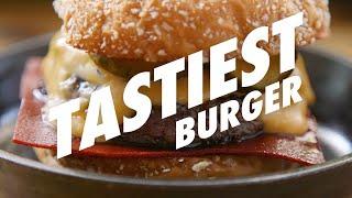 The Tastiest Burger I've Ever Eaten