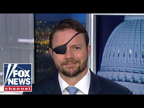 Rep Dan Crenshaw claps back at NYT writer's false tweet