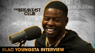 Black Youngsta Interview With The Breakfast Club (9-9-16)