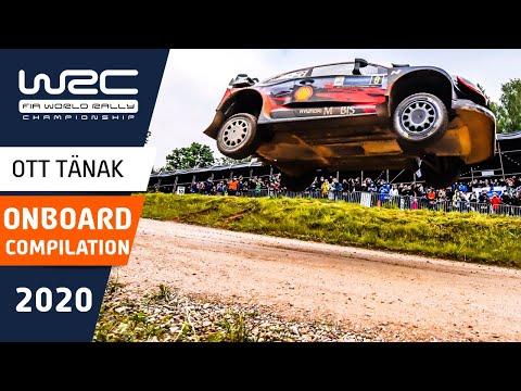 ONBOARD compilation - WRC 2020: Ott Tänak
