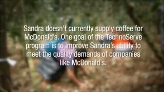 McDonald's & Coffee Sustainability