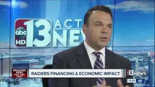 Raiders to Las Vegas: Economic impact