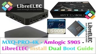 CORE ELEC DUAL BOOT TUTORIAL: AMLOGIC S905, S912 TV BOXES