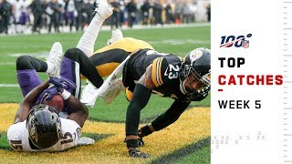 Top Catches from Week 5 | NFL 2019 Highlights