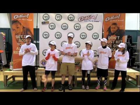 OhYeah! Nutrition Sponsors 2013 Charlotte Ultra Run