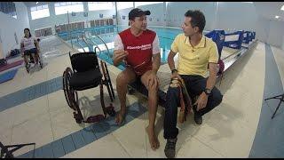 Mix Palestras | Natação Paralímpica | Clodoaldo Silva