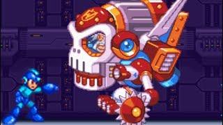 Mega Man & Bass (SNES) All Bosses (No Damage)