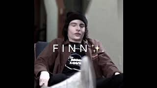 Finn wolfard edit + تصميم فين وولفهاد ايموفي😭💘💘.