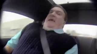 Funny Video Car Salesman Race Driver And the Scary Part