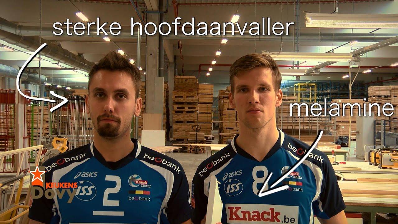 Dovy en Knack Volleybal