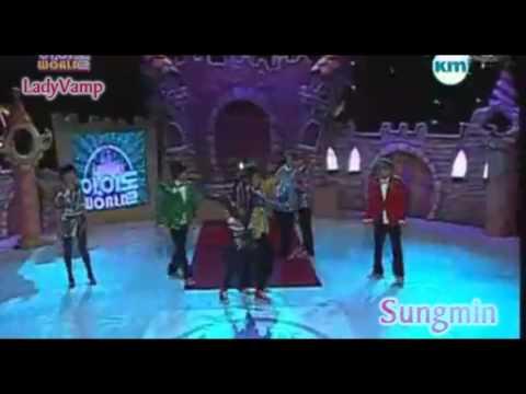 Super Junior as Girls (Cross Dressing Fun)
