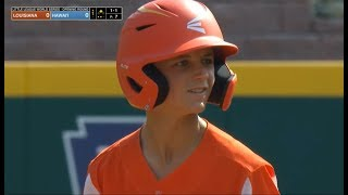 Louisiana vs Hawaii 2019 Little League World Series Baseball