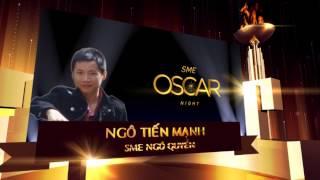 VPBank SME IRONMAN 2015 - Clip Trao giai Oscar Night 2 - iLIGHTIS