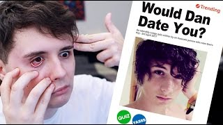 Dan Takes Quizzes About Himself