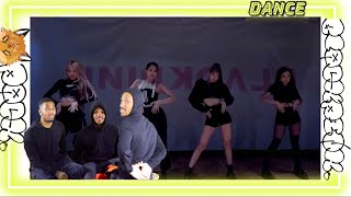 BLACKPINK - 'Kill This Love' DANCE PRACTICE VIDEO (REACTION/REVIEW)