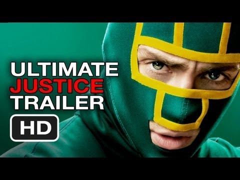 Kick-Ass 2 Ultimate Justice Trailer (2013) - Aaron Taylor-Johnson, Chloe Moretz Movie HD