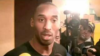 Phil Jackson Blames Loss On Kobe and Kobe Responds