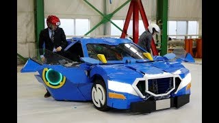 7 Real Transforming Vehicles You Didn't Know Existed 2019