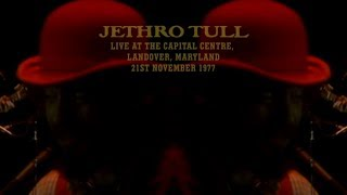 Jethro Tull Live At The Capital Centre, 1977, Full Concert 16:9