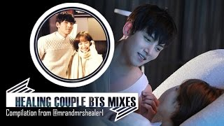 [RARE BTS CLIPS] Healer ChangMin Couple Love Scenes Mix FMV | Ji Chang Wook & Park Min Young