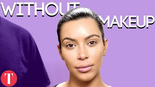 10 Celebs Who Don't Know How To Apply Makeup