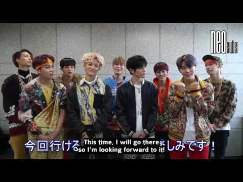 [NEOSUBS] 170118  NCT127 - Sapporo Snow Festival Greeting