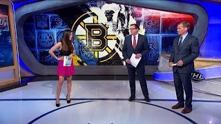 NHL Now:  Bruins Chat:  Lindsay on the Bruins remaining focused during break  May 20,  2019