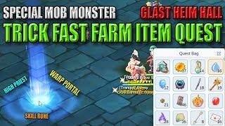 How to finish Glast Heim Green Quests (High Priest) - Ragnarok