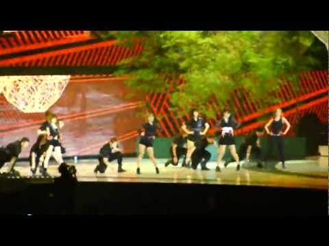 [FANCAM 111129 MNET ASIAN MUSIC AWARDS] Miss A - Goodbye Baby