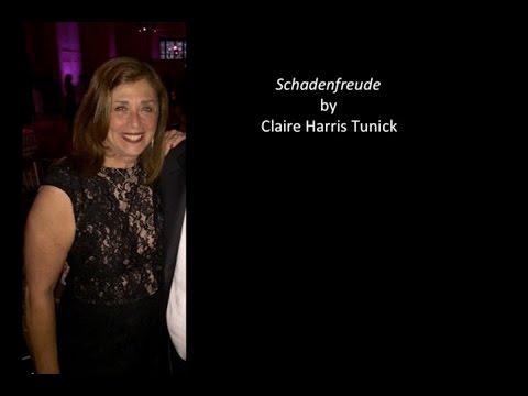 "Claire Harris Tunick's story ""Schadenfreude"" | Memorial Sloan Kettering"