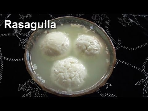 How To Make The Kolkata Rasgulla (बंगाल कि रसगुल्ला) .:: By Attamma TV ::. - Smashpipe Food