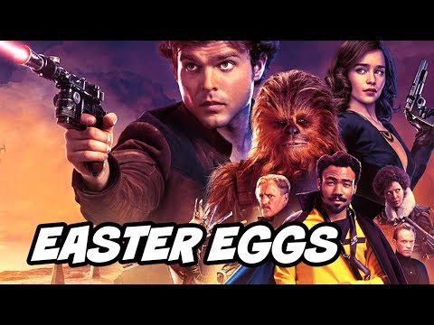 Solo A Star Wars Story TOP 20 Easter Eggs Explained
