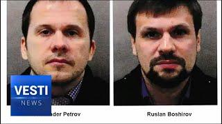 "Petroff & Boshirov: Enterprising Russian Company Launches ""Spy"" Luxury Brand in Honor of Salisbury"