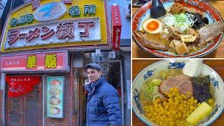 Sapporo Ramen Alley Adventure ★ ONLY in JAPAN #49