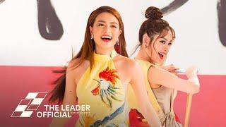 Đón Xuân Tuyệt Vời (Official MV)   Hoàng Thùy Linh F.T Chi Pu