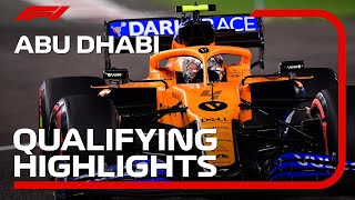 2020 Abu Dhabi Grand Prix: Qualifying Highlights