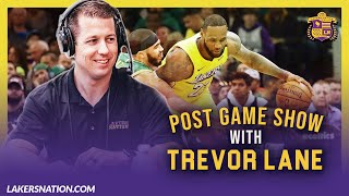 Lakers Suffer Lethargic Loss In Boston