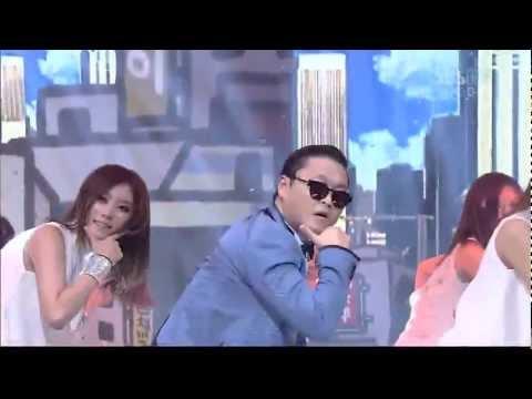 Baixar PSY_0715_SBS Inkigayo_GANGNAM STYLE (강남스타일)