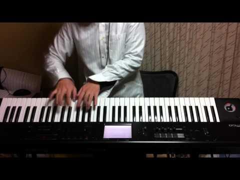 【Sonata Arctica】San Sebastian(Revisited)をキーボードで弾いてみた