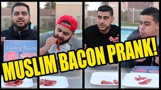 THE MUSLIM BACON PRANK