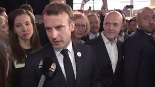 We need Big Tech to fertilize our economic ecosystem, French president says | Squawk Box Europe