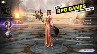 10 Best RPG Games For Android & iOS 2020! [Offline/Online]