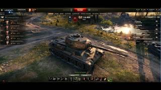 W.o.T. T-34-85M Tier VI Russian Medium Tank, Battle of Fjords, 1st Class (HD 720p)