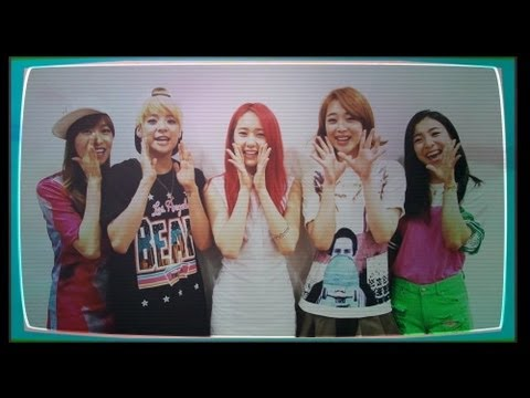 f(x) 에프엑스_ dodol pop package_ex. Morning Call