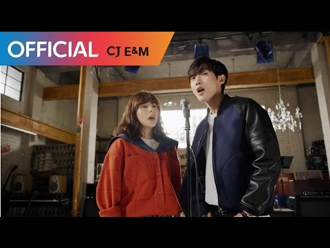민효린, 진영 (B1A4) (Hyorin Min, Jinyoung (B1A4)) - 널 만난 이후 (Oh My Love) MV