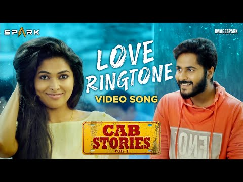 Love Ringtone video song from Cab Stories - Divi, Shrihan