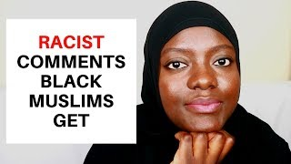 RACISM | DUMB QUESTIONS PEOPLE ASK BLACK MUSLIMS