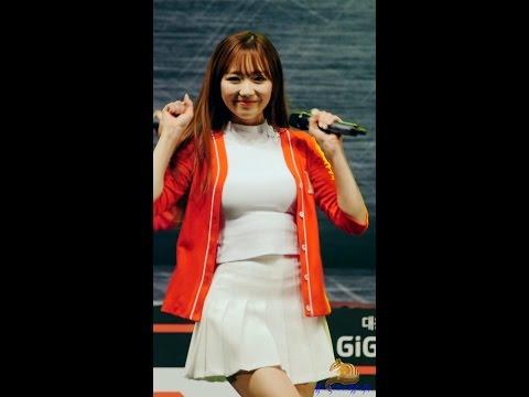 161119 KT기가 러블리즈 축하공연 아츄 류수정 직캠