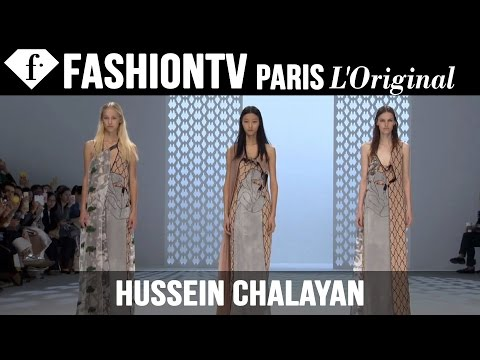 Hussein Chalayan Spring/Summer 2015 | Paris Fashion Week | FashionTV